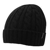 Шапка Firetrap Cable Beanie Hat Mens