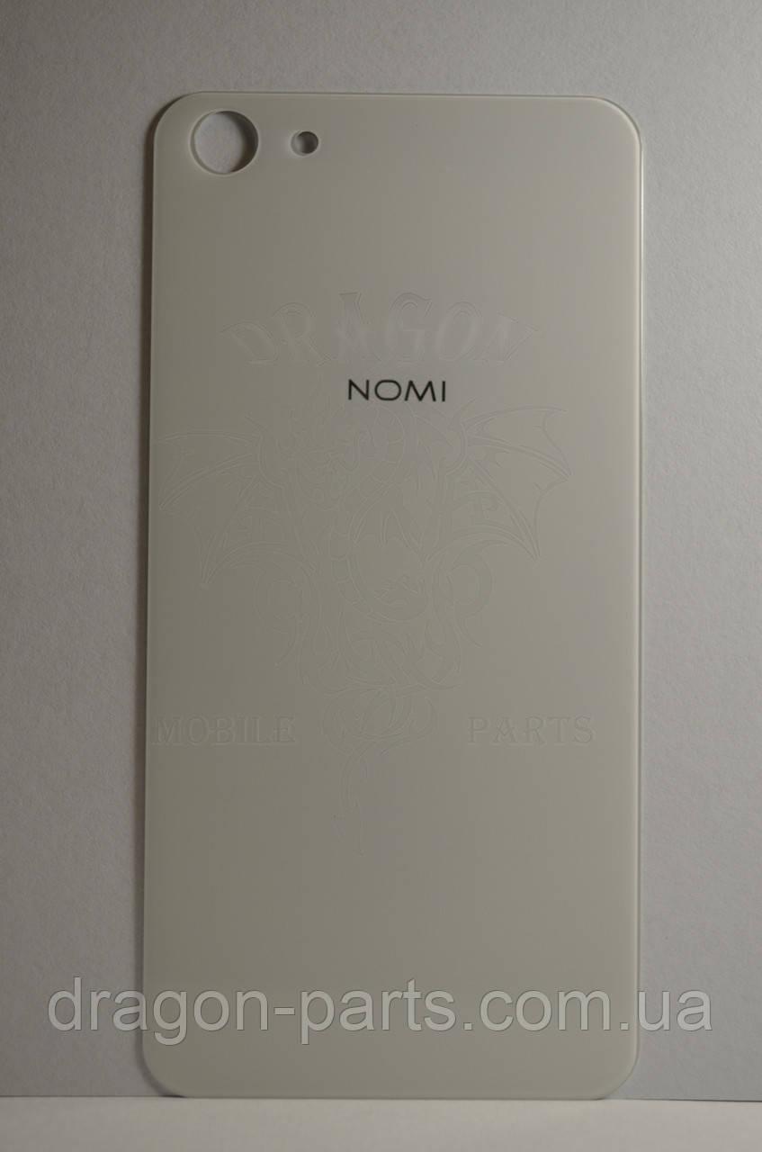 Задняя крышка  Nomi i5030 EVO X белая, оригинал