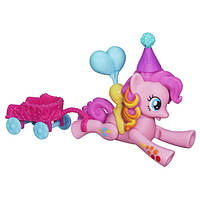 My Little Pony Пинки Пай серия Летающие пони Zoom n Go Pinkie Pie Doll, фото 1