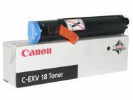Тонер Canon C-EXV18 (0386B002) black