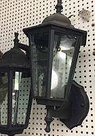 Настенный светильник ELL DN/UP черный