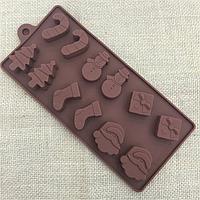 Формы для конфет и шоколада