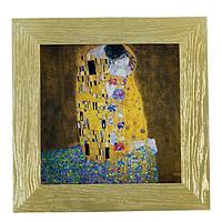 """Картина """"Поцілунок"""" 35х35 см, арт. GS-PE47-1g"""