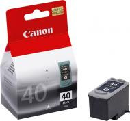 Картридж Canon PG-40Bk (0615B025) (iP1600/1700/1800/2200/2500 MP150/170/450 FaxJX200/500) Black - Эра электроники, интернет-магазин в Харькове
