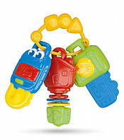 Детская развивающая игрушка Clementoni Электронные ключи (17107)