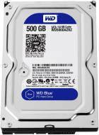 Жесткий диск 500GB WD Blue (WD5000AZRZ) повреждена упаковка