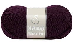 Турецька пряжа для в'язання Nako Super Inci