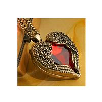 Цепочка с подвеской Сердце арт. 0114