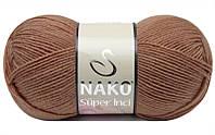 Турецкая пряжа для вязания Nako Super Inci