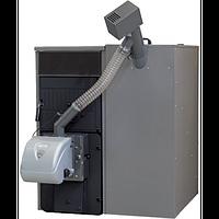 Котел пеллетный с чугунным теплообменником Qvadra 4P серии Solidmaster KR-P