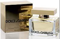Туалетная вода для женщин Dolce&Gabbana The One Women (женские духи дольче габбана, лучшая цена)