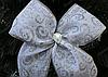 Новогодний декор елочное украшение Банты новогодние большие