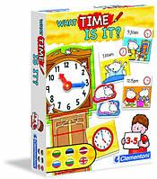 Игрушка Clementoni Часы (60396) развивающая