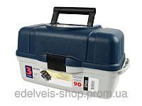 Рыболовный ящик Aquatech 2703 (3-полочный), 3 полки , для приманки и рыболоных инструменто, товары для рыбалки