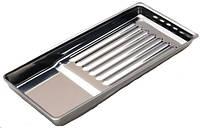 Лоток из нерж.стали , для косметологии 195х90х19 мм СТАЛЕКС