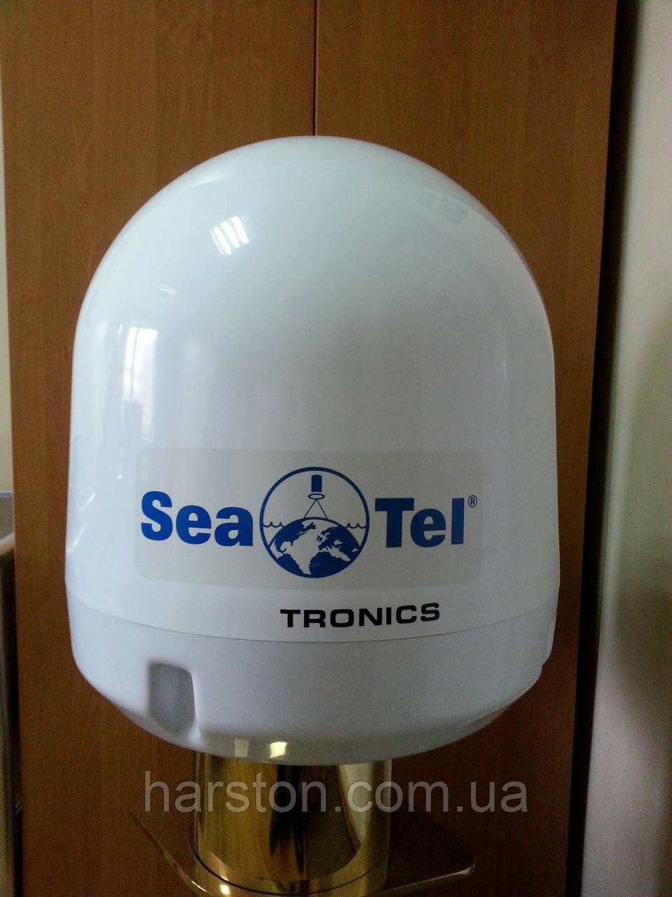 SeaTel Coastal 18, 45см б/у (аналог KVH TracVision M5, Intellian i4) Спутниковая антенна для яхт под НТВ+