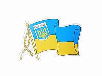 Магнит эластичный Флаг Украины (Магниты)