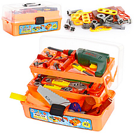 Игровой набор инструментов 2108 в чемодане ab
