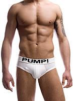 Белое нижнее белье, сетка Pump - №1770