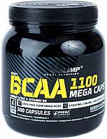 Olimp Nutrition BCAA Mega Caps 1100 (300 капс.)