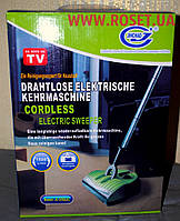 Электровеник беспроводной CORDLESS Electric Sweeper JC-S502JC
