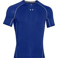 Футболка компрессионная Under Armour HeatGear Armour Short Sleeve Compression Shirt 1257468-400