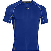 Футболка компрессионная Under Armour HeatGear Armour Short Sleeve Compression Shirt 1257468-400