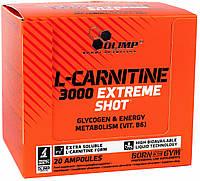 Olimp Nutrition L-carnitine 3000 Extreme Shot (25 мл.)