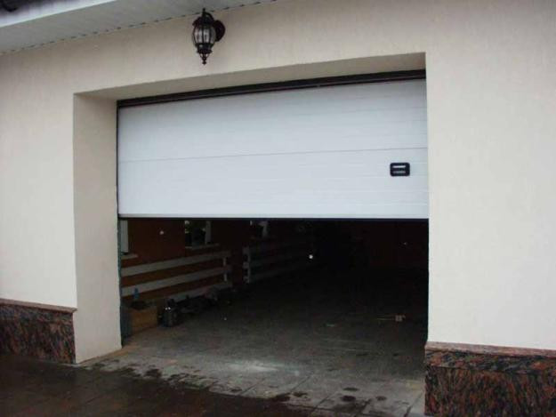 Секционные гаражные ворота цена Алютех, Дорхан, Херман