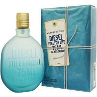 Мужская туалетная вода Fuel For Life He Summer Diesel(Фил по лайф саме дизель) спокойный,приятный аромат AAT