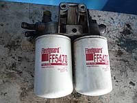 Корпус топливного фильтра Renault Premium, Renault Magnum, б/у автозапчасти