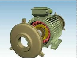 Краткое описание электродвигателей АИР