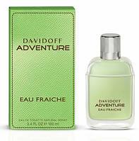 Мужская туалетная вода Davidoff Adventure Eau Fraiche(Давидоф Эдвантуре Фрейч)энергичный  аромат AAT