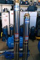 Cкважинный насос для полива Каскад Kitline 4SDM 4/13 ( 1.1 кВт)