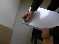 Монтаж подоконников на балкон и лоджию в Запорожье