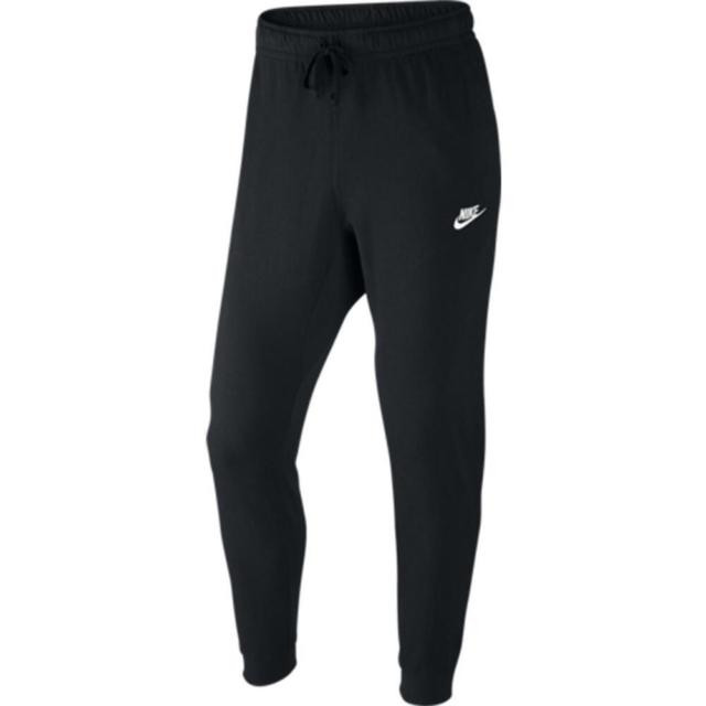 Мужские брюки NIKE NSW PANT CF JSY CLUB (Артикул: 804461-010)