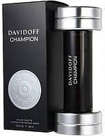 Мужская туалетная вода Davidoff Champion (Давидов Чемпион)древесный, фужерный аромат с нотками кедра AAT