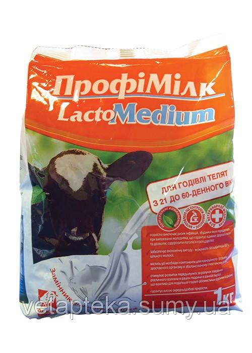 """ПрофиМилк """"LactoMedium"""" 25 кг заменитель цельного молока для телят 21-60 дней"""
