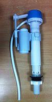 """Кран для бачка с поплавком нижний подвод 1/2"""" резьба пластик NOVA"""
