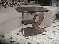 Журнальный стол мираж МИНИ венге темный