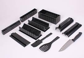 """Набор для приготовления роллов """"МИДОРИ""""  Sushi Maker set with Knife"""