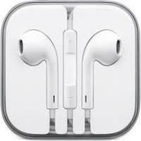 Наушники гарнитура Apple EarPods для iPhone 5