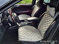 Накидки на передние сиденья Премиум.