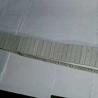 Спираль нихромовая 1,8-2,2 кВт. толщина 1,0 (длинна 64 см.) керамика