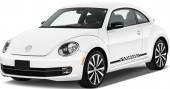 Защита двигателя на Volkswagen Beetle (с 2011---)