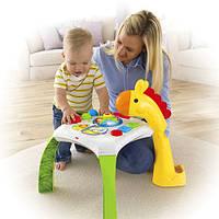 Animal Friends Learning Table Развивающий столик для малышей Жираф
