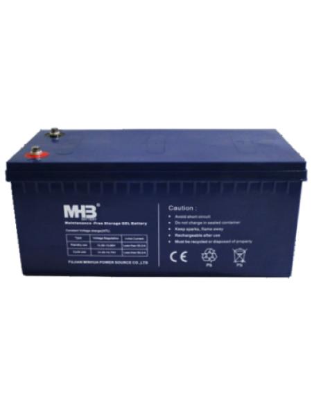 Гелевий акумулятор MHB Battery MNG250-12