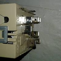 Переключатель на печь № 50.57021.010 -13А, 230V (белый квадратный)
