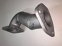 Труба глушителя впускная от турбины, (саксофон) ТАТА, Эталон
