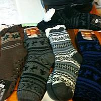 Носки с мехом мужские, фото 1